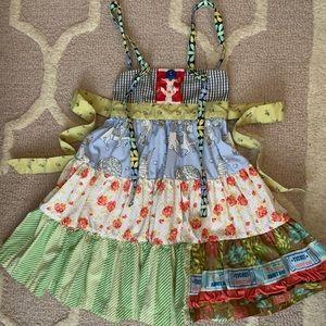 Matilda Jane Raffle Ticket Dress, size 4